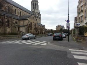 Stationnement Bd St Antoine