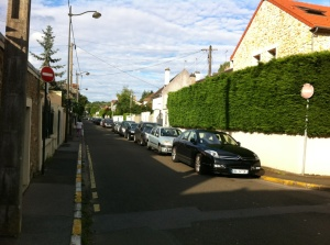 Avenue de Vaucresson
